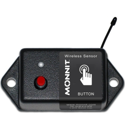 Wireless Button Press Sensor