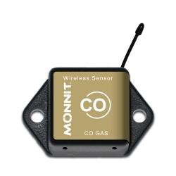 Wireless Carbon Monoxide (CO) Sensor