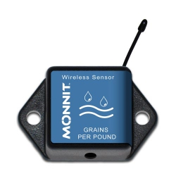 Wireless Grains Per Pound Sensor