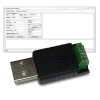 Serial MODBUS Gateway - USB Programmer and Software